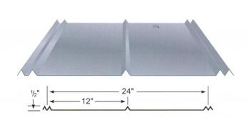 Exposed Fastener Steel Roofing Panels - Best Rib Profile