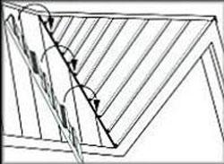 Steel Roof Closures