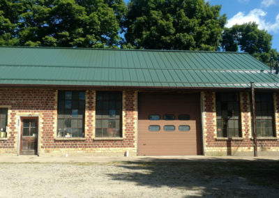 Commercial - Steel Roof by Just Barns