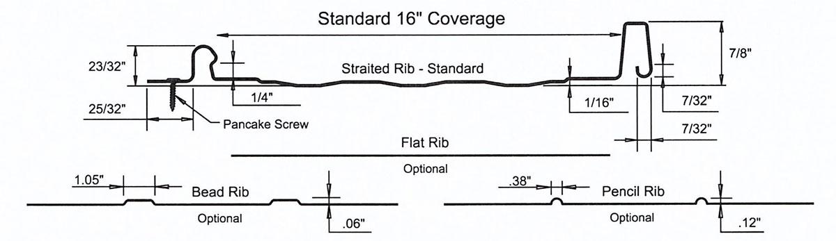 Lo-Lok Steel Roofing