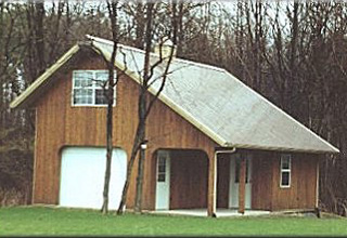 Just Barns - Residential Building