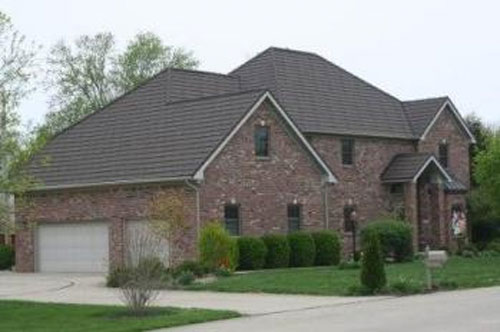 Stone Coated Steel Roofing Shingles