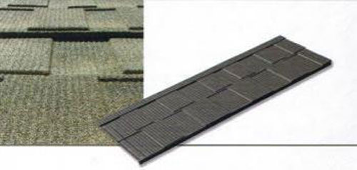 Stone Coated Steel Roofing Shingle - XD Steel Panel